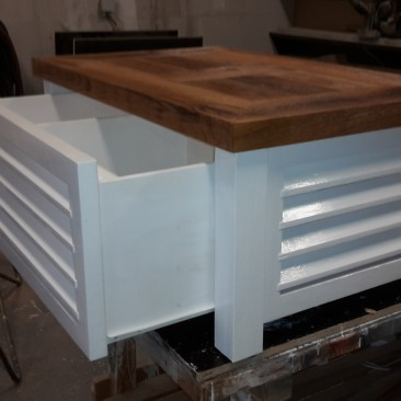 Project Salontafel Eiken